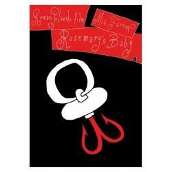 Rosemary's Baby 2, postcard...