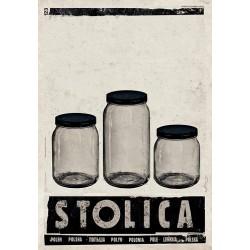 Stolica (capital), postcard...