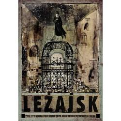Leżajsk, postcard by...