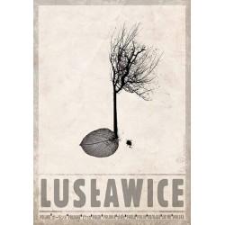 Lusławice, postcard by...