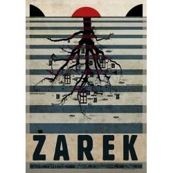 Żarek, postcard by Ryszard...