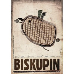 Biskupin, postcard by...