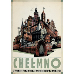 Chełmno, postcard by...