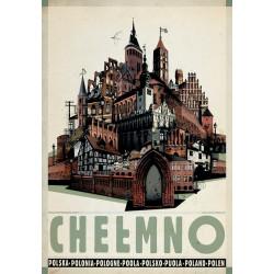 Chełmno, postcard by...