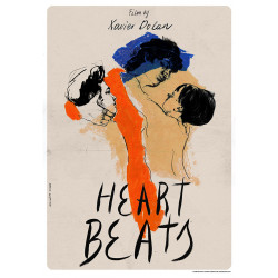 Heartbeats, postcard by...
