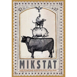 Mikstat, postcard by...