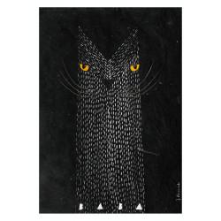 Baba, postcard by Jakub...