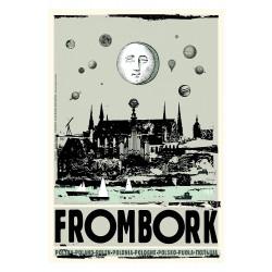 Frombork, pocztówka,...
