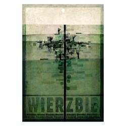 Wierzbie, postcard by...