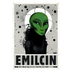 Emilcin, postcard by...