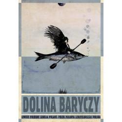 Dolina Baryczy, postcard by...