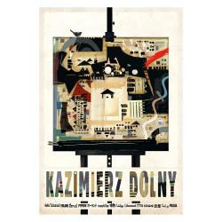 Kazimierz Dolny, pocztówka,...