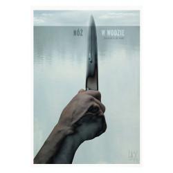 Nóż w wodzie, pocztówka,...