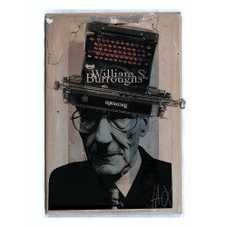 William S. Burroughs,...