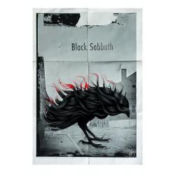 Black Sabbath, postcard by...