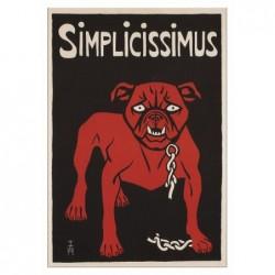 Simplicissimus, pocztówka,...