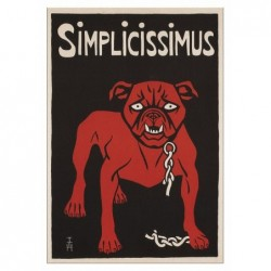 Simplicissimus, postcard by...