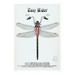 Easy Rider, pocztówka,...