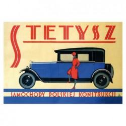 Stetysz, postcard