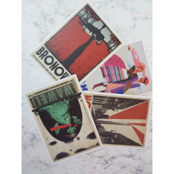 Cracow Postcard set