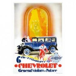 Chevrolet General Motors w...