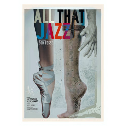 All That Jazz, Postcard By...