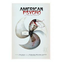 American Psycho, pocztówka,...
