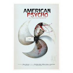 American Psycho, Postcard...