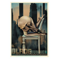 Blade Runner, Postcard By...