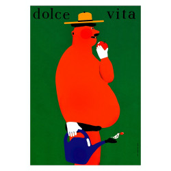 Dolce Vita 2, postcard by...