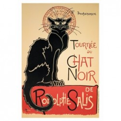 Chat Noir, postcard by...