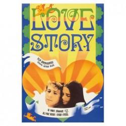Love Story, pocztówka,...