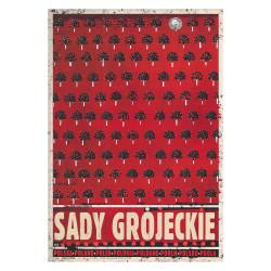 Sady Grójeckie, postcard by...
