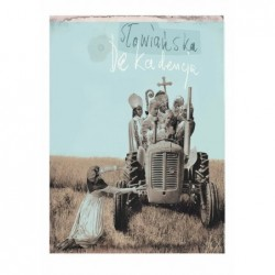 Slavic Decadence, postcard...