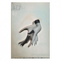 Jazz 1, postcard by Jacek...