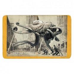 Octopus Dance, pocztówka,...