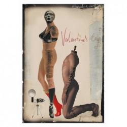 Valentine's Day, pocztówka,...