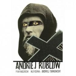 Andriej Rublow, pocztówka,...