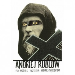 Andriej Rublow, postcard by...