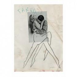 Tango, pocztówka, Jacek...