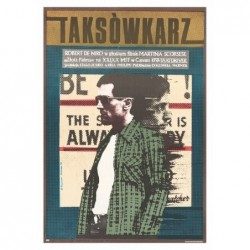 The Taxi Driver, postcard...