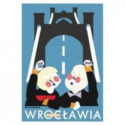Pozdrowienia z Wrocławia,...